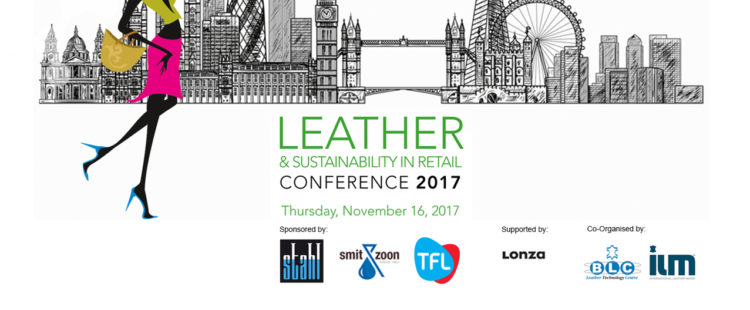 BLC ILM Leather & Sustainability in Retail Conference 2017