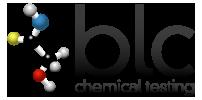 BLC Chemical Testing logo
