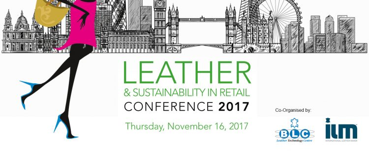 Leather & Sustainability in Retail Conference 2017