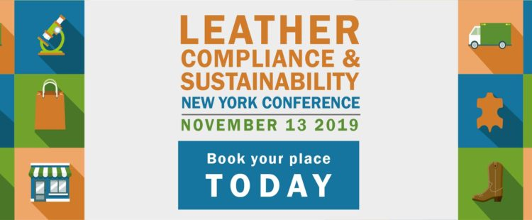 Leather, Compliance, Sustainability Conference
